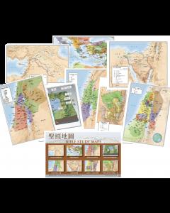 聖經地圖/Bible Study Maps