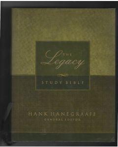 The Legacy Study Bible (NKJV)