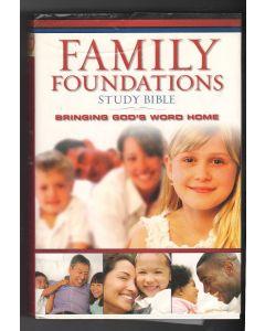 Family Foundation Study Bible (NKJV)