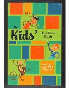 NIRV Kids Devotional Bible
