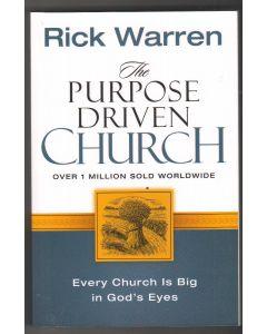 The Purpose Driven Church (p)