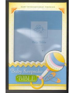 NIV Baby Keepsake Bible